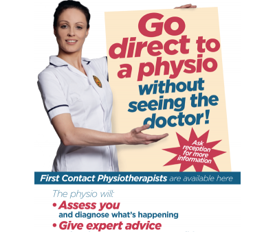 PICS to employ First Contact Physiotherapists