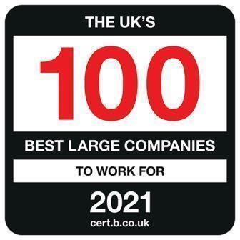 PICS classed as one of the UK's Top 100 Large Companies