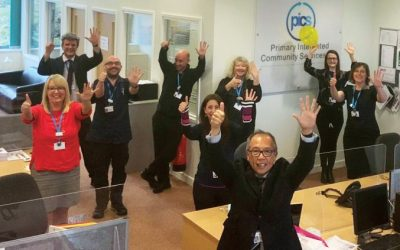 PICS 6th Best Company to Work For in the UK's Health and Social Care sector