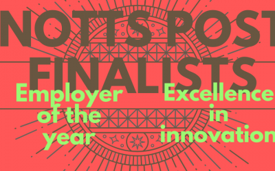 Employer of the Year and Excellence in Innovation finalists