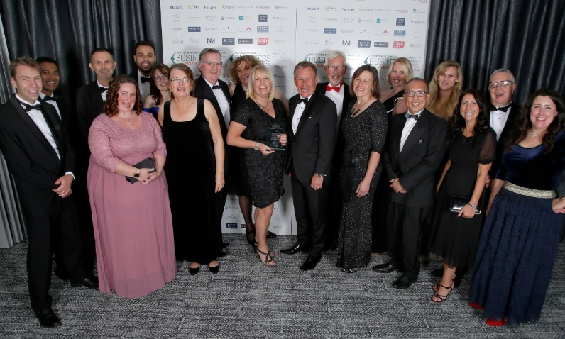 PICS crowned 'Employer of the Year' at Notts Business Awards